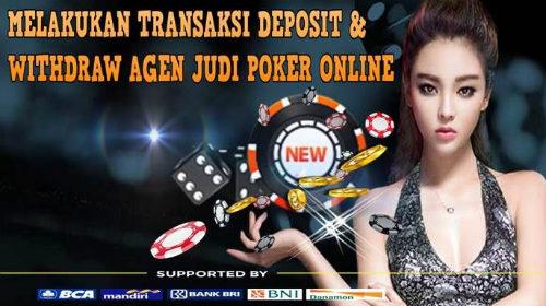 transaksi judi poker online Sbobet